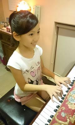 ピアノレッスン・こども
