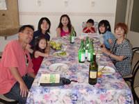 やはり日本人にはイタリアの料理は量が多いようですね。
