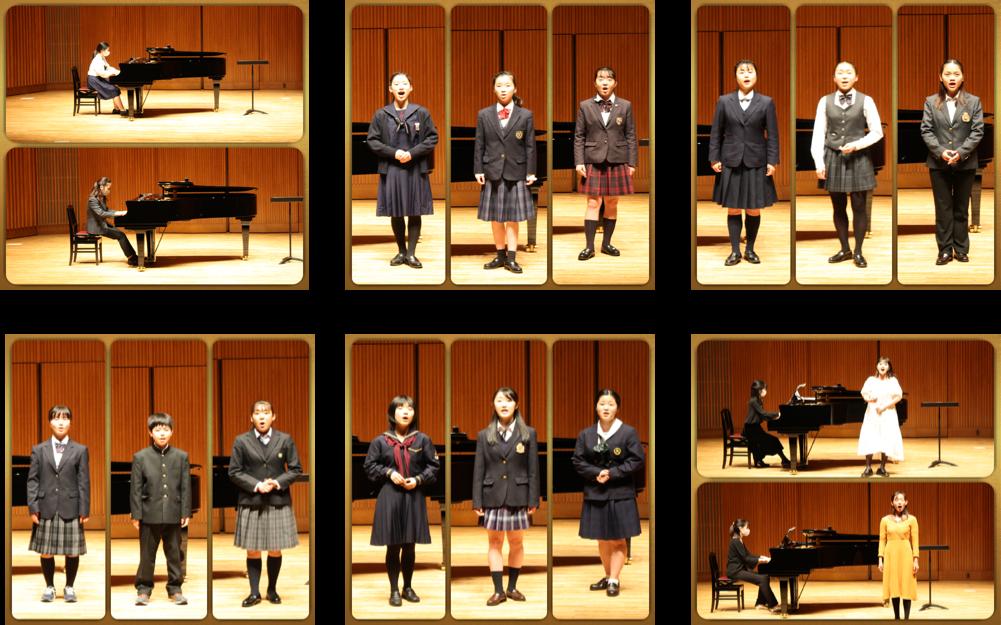 2021年度Concerto di Bellavoce